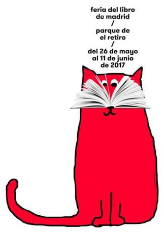 cartel-de-la-feria-del-libro-de-madrid-2017